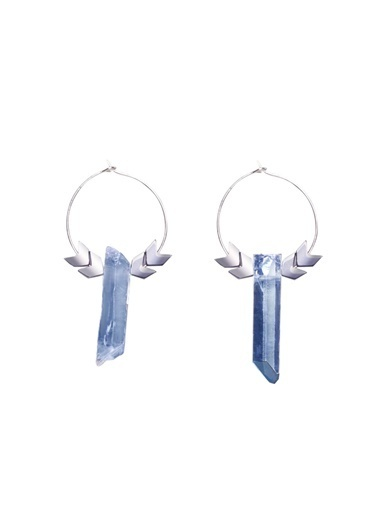 Amulette Jewel Küpe Mavi